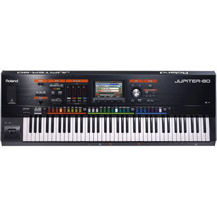 Roland Jupiter 80 Synthesizer