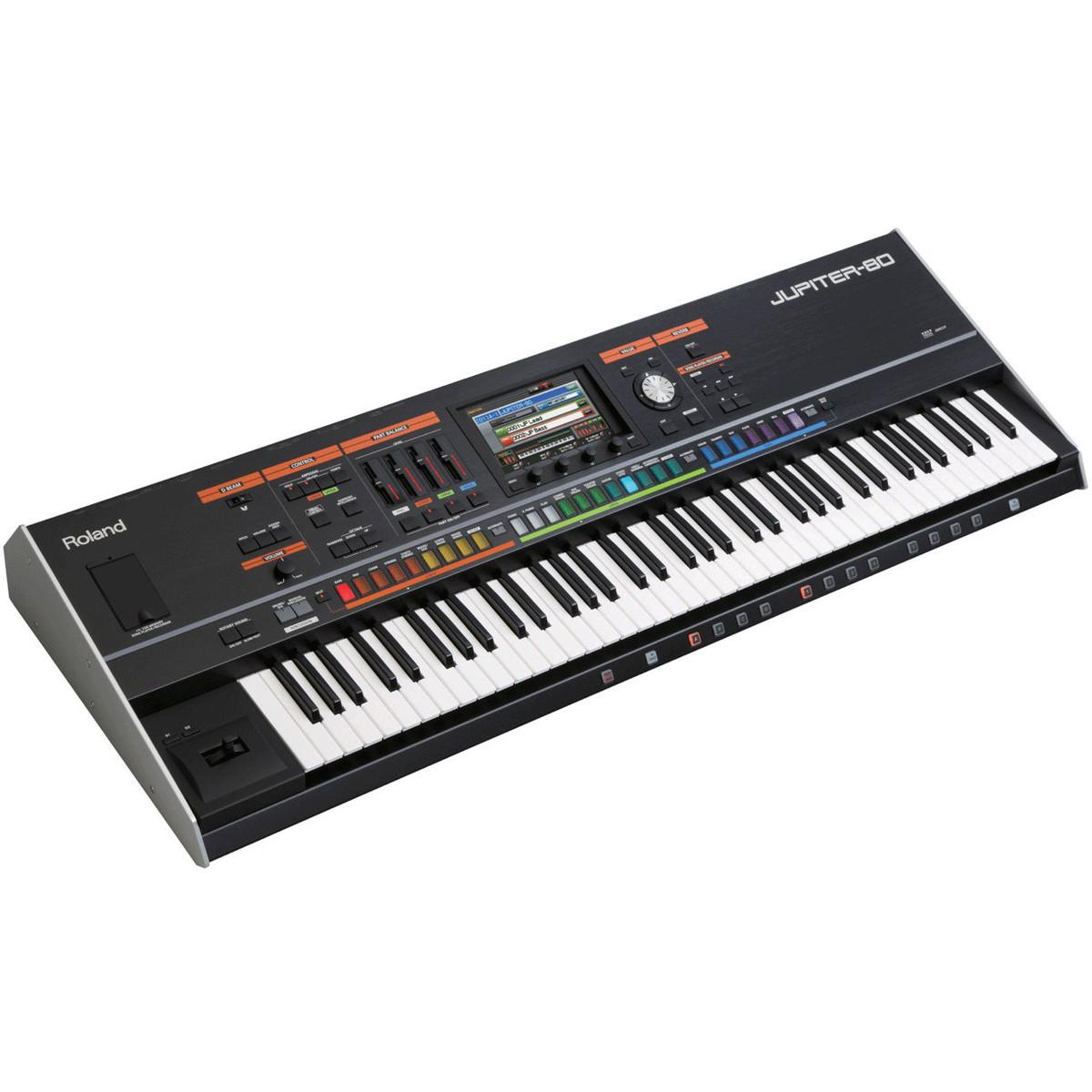 Roland Jupiter 80 Synthesizer