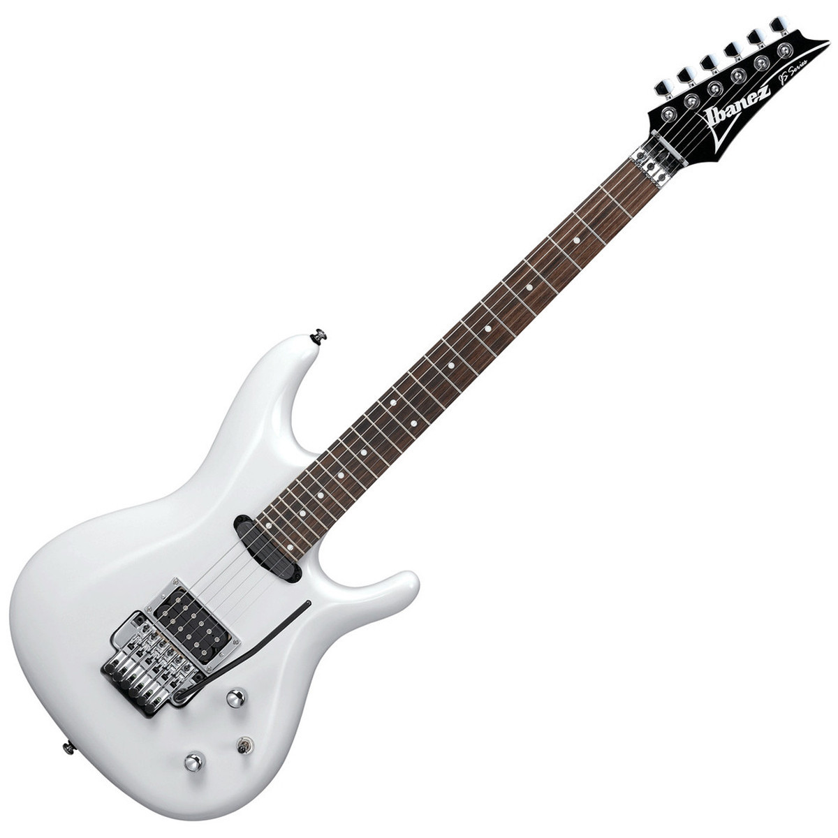 Ibanez Joe Satriani JS140 Signature Electric Guitar, White ...