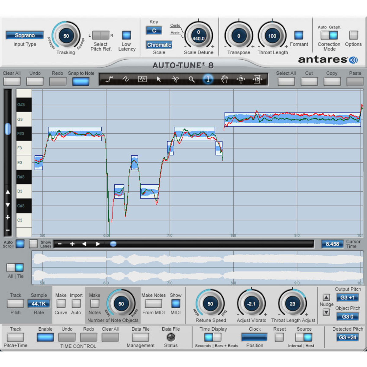 Auto Tune Software