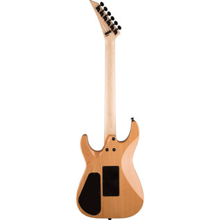 Jackson Pro Dinky DK2QM Electric Guitar, Natural Blonde