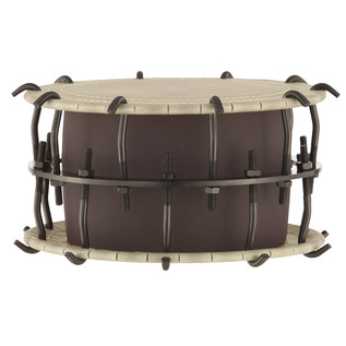 Pearl Field Percussion Shime Taiko Drum