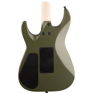 Jackson Dinky DK2 Electric Guitar, Matte Army Drab