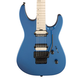 Jackson Dinky DK2 Electric Guitar, Matte Blue