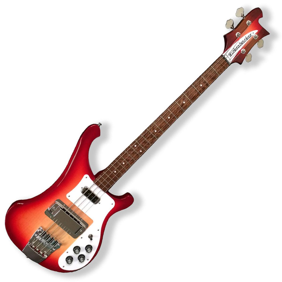 rickenbacker 4003s bass guitar fireglo at. Black Bedroom Furniture Sets. Home Design Ideas