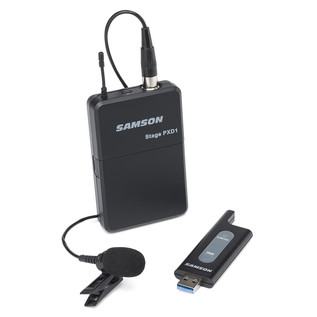 Samson Stage XPD1 Presentation USB Digital Wireless System