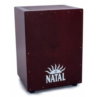 Natal Andante XL Cajon, Snare Wires, Red Birch