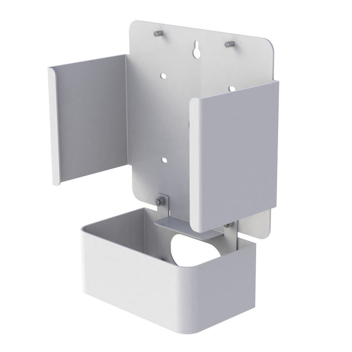 Flexson Wall Mount For Sonos Connect Amp White At