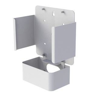 Flexson Wall Mount for SONOS CONNECT:AMP - White (Single) 3