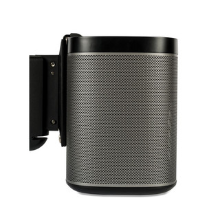 Flexson Wall Mount for SONOS PLAY:1 - Black (Single) 3
