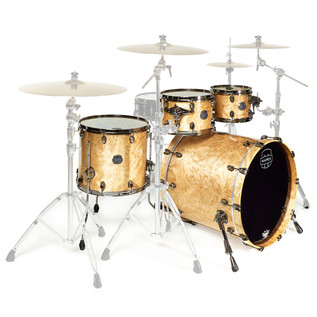 Mapex Saturn V MH Exotic Series Sub Wave, Natural Maple Burl