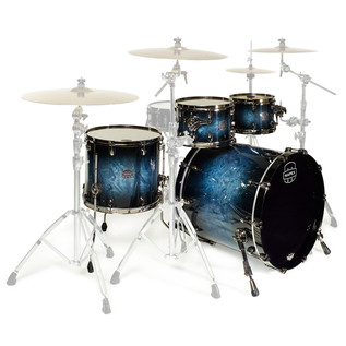 Mapex Saturn V MH Exotic Series Sub Wave, Deep Water Maple Burl