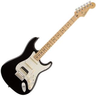 Fender American Standard Strat HSS Shawbucker, MN, Black