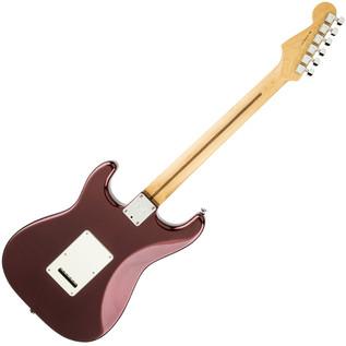Fender American Standard Strat HSS Shawbucker, MN, Bordeaux Metallic