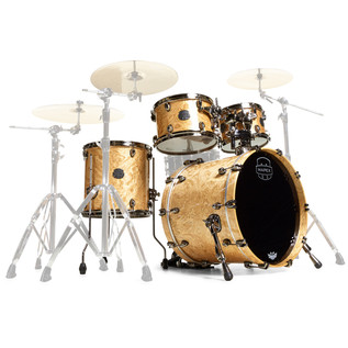 Mapex Saturn V MH Exotic Series Club Fusion, Natural Maple Burl
