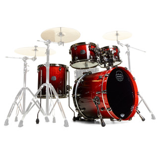 Mapex Saturn V MH Exotic Series Club Fusion, Cherry Mist Maple Burl