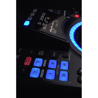 Denon DJ SC2900 Controller with MP3 and CD Playback
