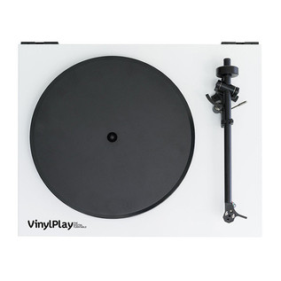 Flexson VinylPlay Turntable A2D/Pre-out, White 5