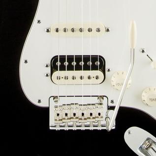 Fender American Standard Strat HSS Shawbucker, RW, Black