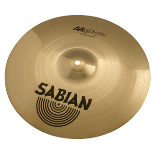 AA 16'' French Cymbals