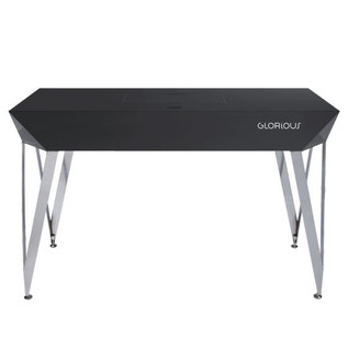 Glorious Diamond DJ Table, Black 2