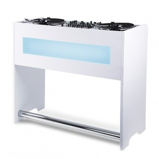 Glorious GigBar Booth, White