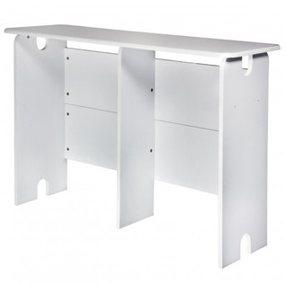Glorious MixStation DJ Table, White