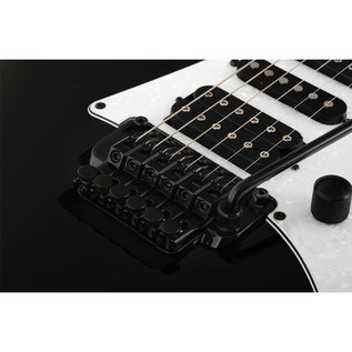 Ibanez RG350DXZ Electric Guitar, Black