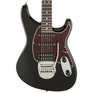 Fender Sergio Vallin Signature Guitar, RW, Black