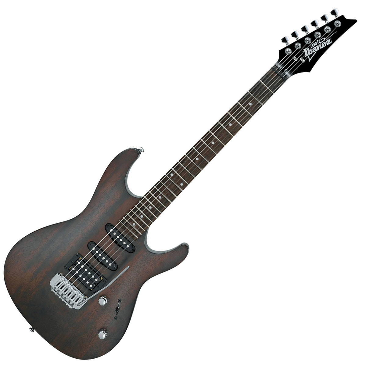 ibanez gio sa60 electric guitar walnut flat at. Black Bedroom Furniture Sets. Home Design Ideas