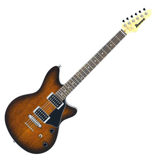 Ibanez Roadcore RC320 Electric Guitar, Walnut Sunburst