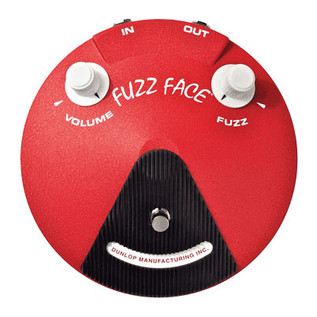 Band of Gypsys Limited Edition Fuzz Face Distortion Pedal