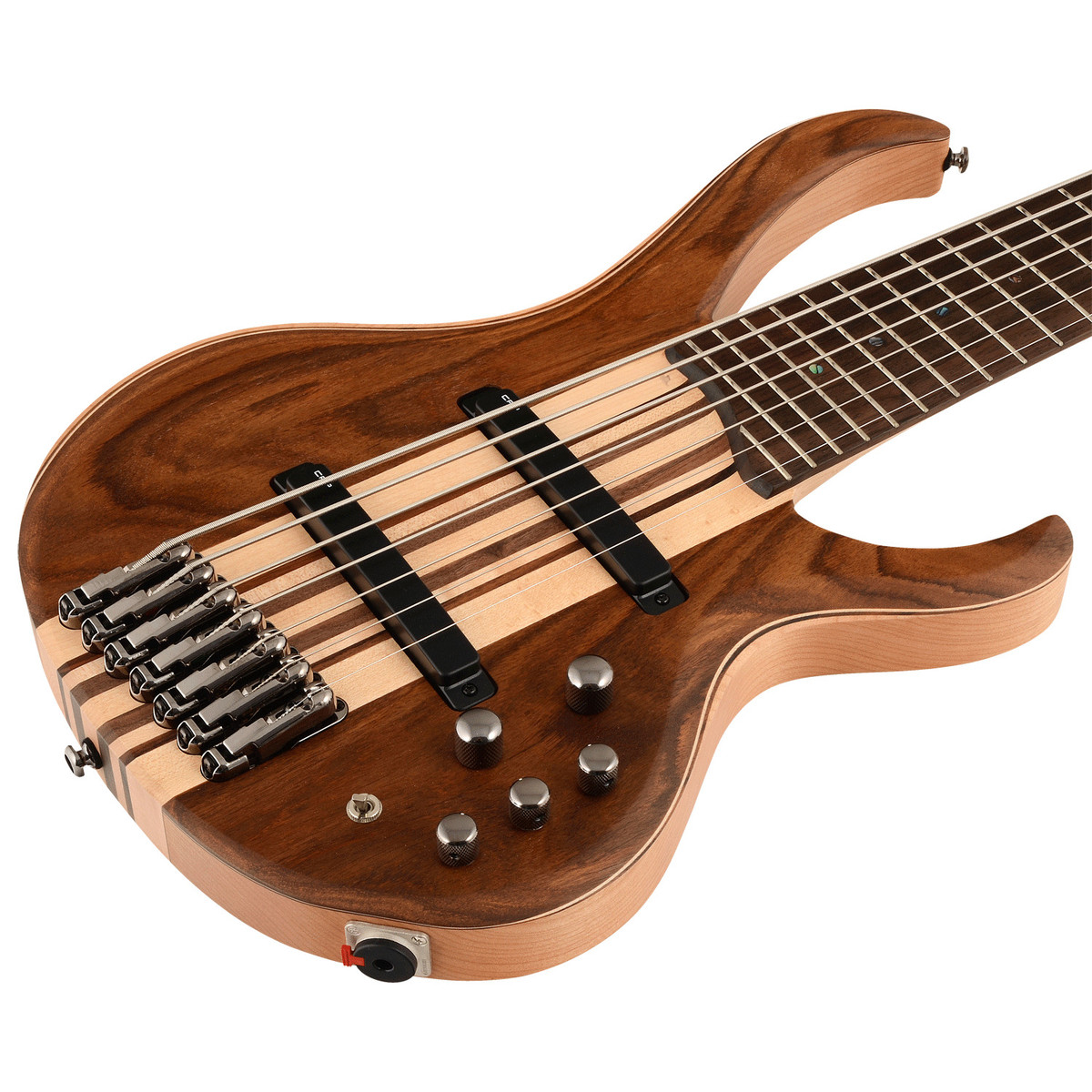 Ibanez 7 String Neck : ibanez btb7 7 string thru neck bass guitar natural flat at ~ Vivirlamusica.com Haus und Dekorationen