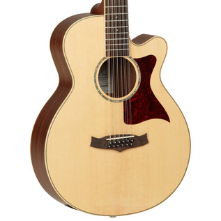 Tanglewood TW145/12 SS CE 12-String Electro-Acoustic Guitar, Natural