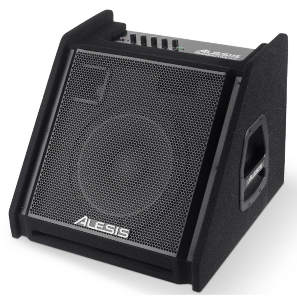 alesis transactive 400 electronic drum stage amplifier nearly new at. Black Bedroom Furniture Sets. Home Design Ideas