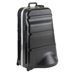 SKB Mid-Sized Universal Tuba Case With Wheels