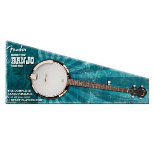 Fender Concert Tone 300 Banjo Pack