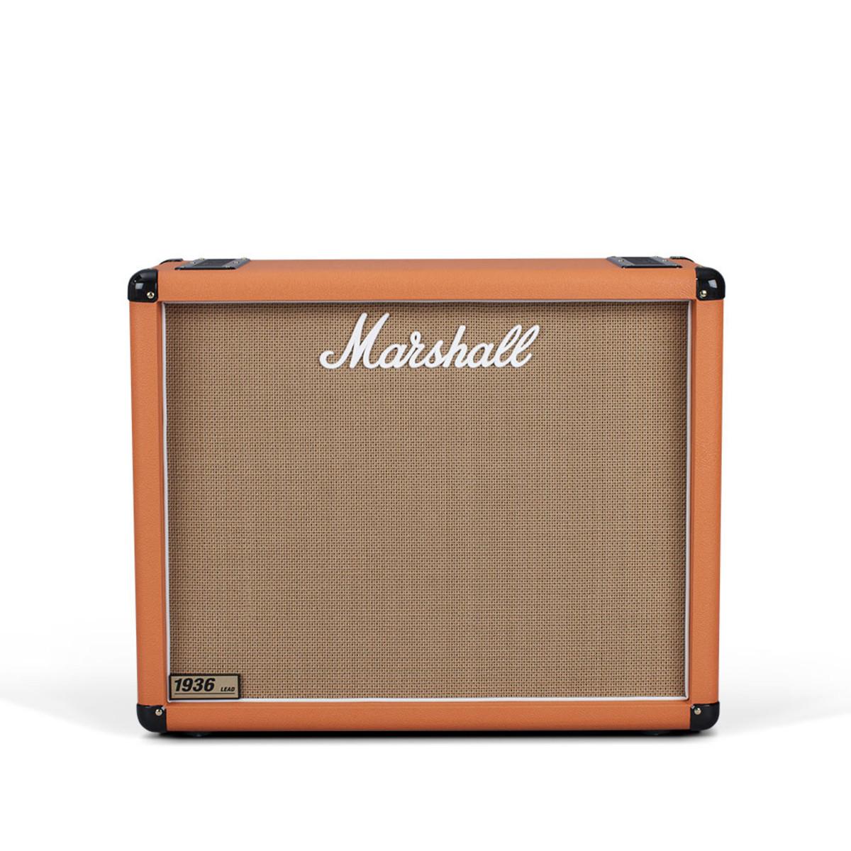 marshall 1936 2x12 guitar speaker cab orange at. Black Bedroom Furniture Sets. Home Design Ideas