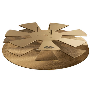 Sabian 12'' Chopper Cymbal, Exploded View 2