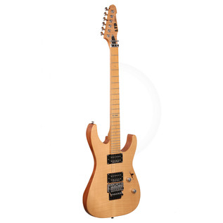 ESP LTD M-1000SE Electric Guitar, Vintage Natural Satin