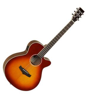 Tanglewood Evolution TSFCE Electro Acoustic Guitar, Tobacco Sunburst
