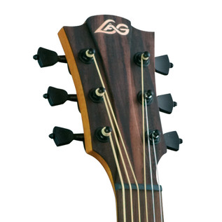 LAG T200D Dreadnought Acoustic Guitar, Natural