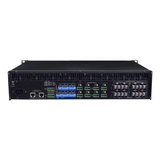 Lab Gruppen C10:8X Amplifier (back)