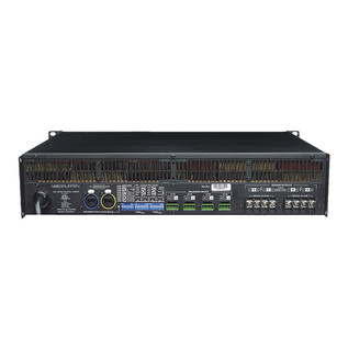 Lab Gruppen C5:4X Amplifier (back)