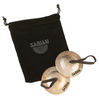 Sabian Finger Cymbals, Light