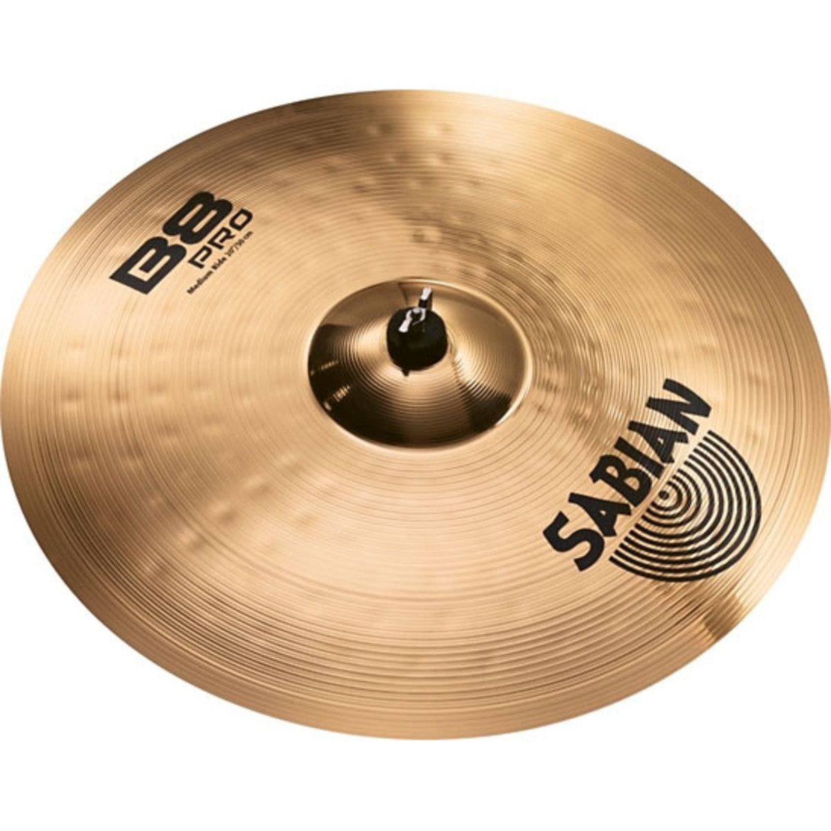 sabian b8 pro 20 39 39 rock ride cymbal at. Black Bedroom Furniture Sets. Home Design Ideas