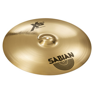 Sabian XS20 20'' Medium Ride Cymbal, Brilliant Finish