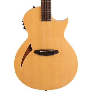 ESP LTD TL-12 12-String Electro Acoustic Guitar, Natural Gloss