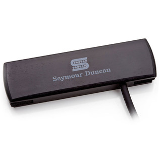 Seymour Duncan SA-3SC Single Coil Woody Pickup, Black
