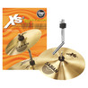 Sabian XS20 Splash 'n' Stacker Pack, Brilliant Finish
